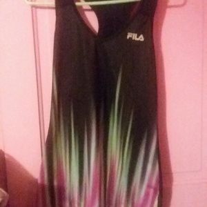Womens Fila tank top